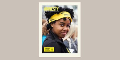 Jahresbericht Menschenrechte 2018