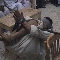 Foltern im Namen der Sicherheit
