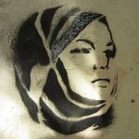Grafitti in Kairo.