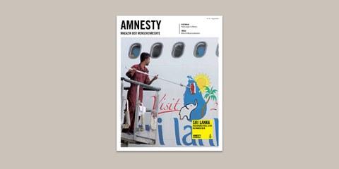 Sri Lanka: Regierung will sich reinwaschen