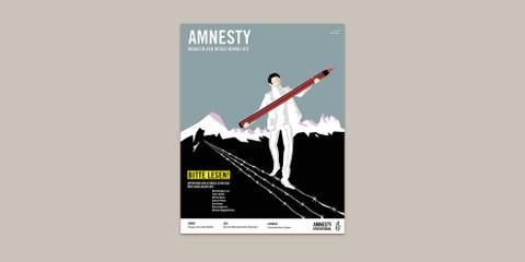 Bitte lesen! Autoren und Autorinnen schreiben über Menschenrechte