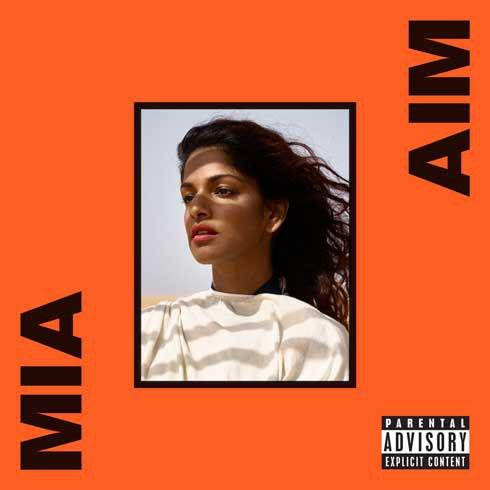 M.I.A.: AIM (Interscope/ Polydor)
