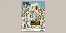Cover Amnesty-Magazin Nr. 96