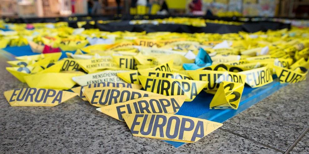 Amnesty International / Foto: Henning Schacht