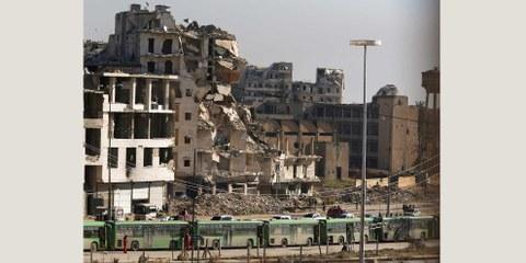 Menschenrechte in Syrien, was tun, ohne zu verzweifeln?