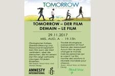 Film «Tomorrow - Die Welt ist voller Lösungen» und Präsentation des Ladens «Atout Vrac»