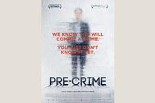 PRE-CRIME – am Zürich Film Festival