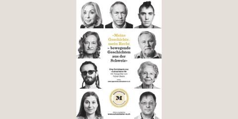 Ausstellung «Meine Geschichte - mein Recht»