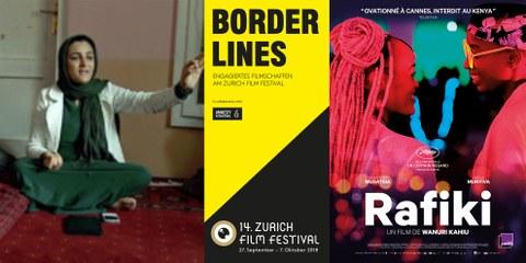 «Facing the Dragon» und «Rafiki» am Zurich Film Festival ZFF