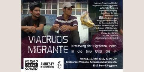 Film «Viacrucis migrante – Kreuzweg der Migrant_innen»