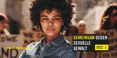 Jahresversammlung 2019 – Aktiv werden gegen sexuelle Gewalt an Frauen