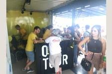 Festival-Sommer: Amnesty International am Paléo-Festival