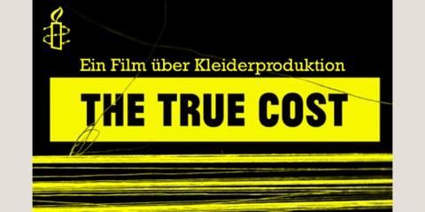 Film «The true cost – der Preis der Mode»