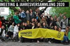 [Abgesagt] Youthmeeting & Jahresversammlung 2020