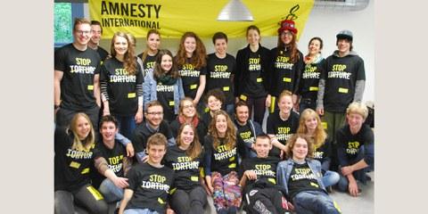 Youthmeeting 2014 © Amnesty International