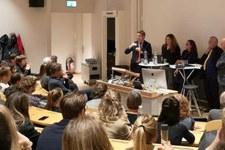 Podiumsdiskussion: «Schweizer Recht statt Fremde Richter» Was steckt dahinter?!