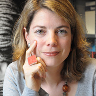 Manon Schick, directrice d'Amnesty International Suisse