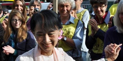Le défi d'Aung San Suu Kyi
