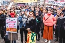 Changer la définition du viol pour mieux le combattre