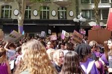 Un Parlement sensibilisé par la grève des femmes?