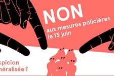 Loi sur les mesures policières de lutte contre le terrorisme : arbitraire et inutile