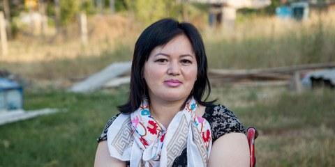 Gulzar Duishenova