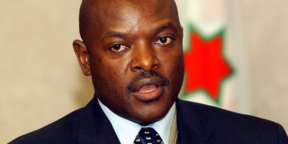 Le président Nkurunziza fait pression pour briguer un troisième mandat présidentiel. © APGraphicsBank