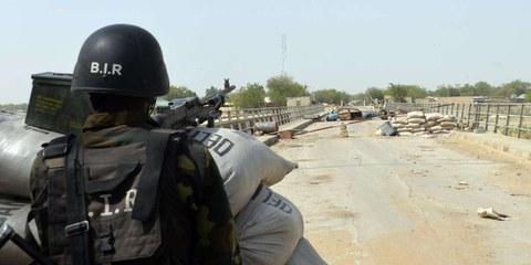 Les forces de sécurité camerounaises déploient des méthodes extrêmement brutales pour lutter contre Boko Haram. © Amnesty International