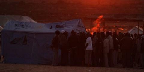 Chaque mois, cinq mille personnes fuient l'Erythrée, en raison des terribles violations des droits humains orchestrées par le régime. ©  www.marcsilver.net