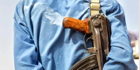 Les forces de sécurité éthiopiennes ont violé de nombreux droits humains lors de diverses opérations. © Shutterstock/lkpro