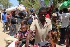 Des civils victimes de crimes de guerre