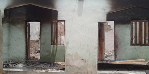 En 2012, de nombreux attentats attribués à Boko Haram ont endeuillé le Nigeria. © DR