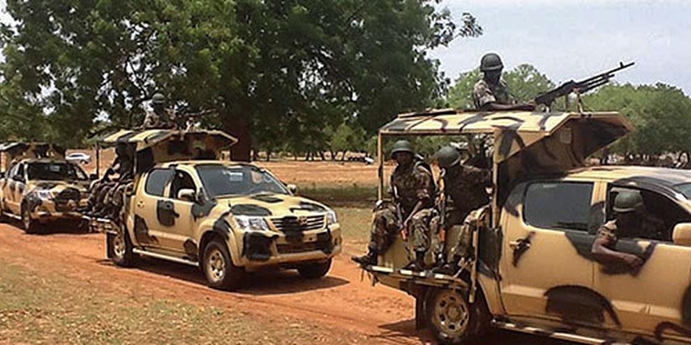 Prévenue par des civils de l'imminence d'une attaque de Boko Haram contre Baga et Monguno, l'armée a fait la sourde oreille. © EPA