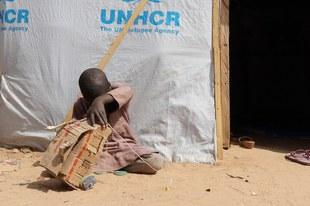Aider les enfants brisés par la guerre!