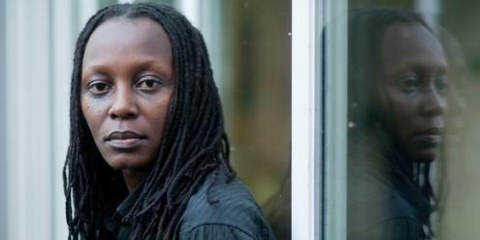 Kasha Jacqueline Nabagesera : «J'ai passé ma vie à lutter ouvertement en faveur des droits des homosexuels en Ouganda, et j'en ai payé le prix.» © Karen Veldkamp / Amnesty International