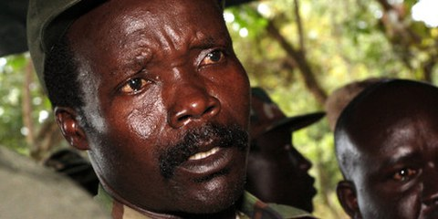 Joseph Kony, commandant de la Lord's Resistance Army (LRA). © APGraphicsBank
