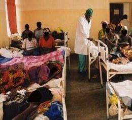 Centre de réhabilitation pour femmes, RDC © AI