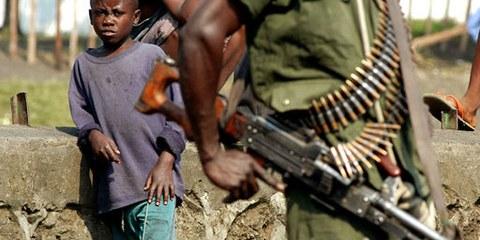 Des enfants soldats ont été recrutés et beaucoup risquent de l'être à leur tour. © APGraphicsBank
