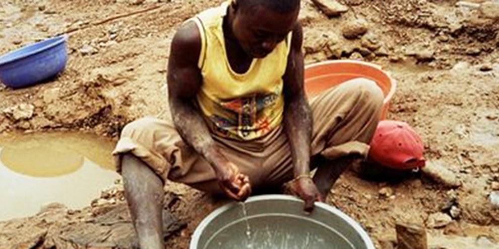 Les conditions de travail des mineurs ont encore empiré. ©  AI/IPIS