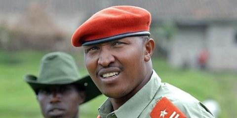 Surnommé «Terminator», Bosco Ntaganda est accusé de crimes de guerre et crimes contre l'humanité par la Cour pénale Internationale. © AFP/Getty Images