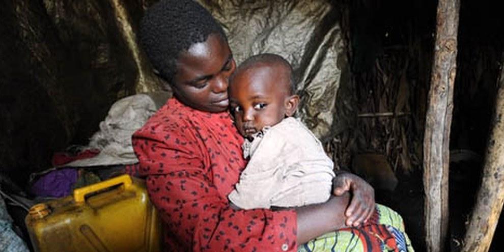 Toutes les parties au conflit se sont rendues responsables de violences indiscriminées. © UNHCR / S. Schulman