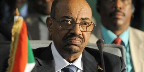 Le président soudanais est recherché pour génocide. © PIUS UTOMI EKPEI/AFP/Getty Images