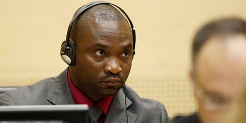 Trois citoyens congolais ont témoigné contre Germain Katanga, ancien chef de milice congolais. © MICHAEL KOOREN/AFP/GettyImages