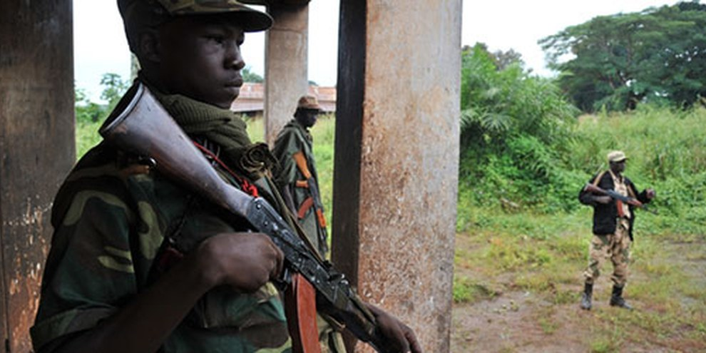 Les heurts se sont intensifiés entre des anciens combattants musulmans de la Seleka et des groupes locaux chrétiens. © ISSOUF SANOGO/AFP/Getty Images