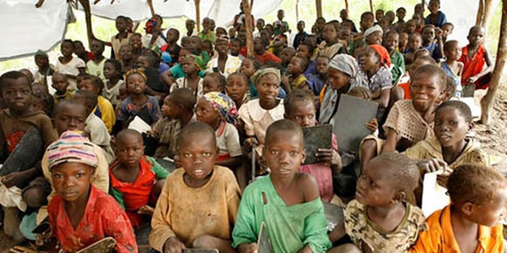 Le conflit en RCA a fait des milliers de réfugiés. © UNHCR/H. Caux