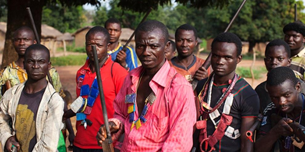 Les fanatismes sectaires se sont exacerbé, notamment avec la création de milices communautaires à l'image des «anti-balaka». © REUTERS / Joe Penney