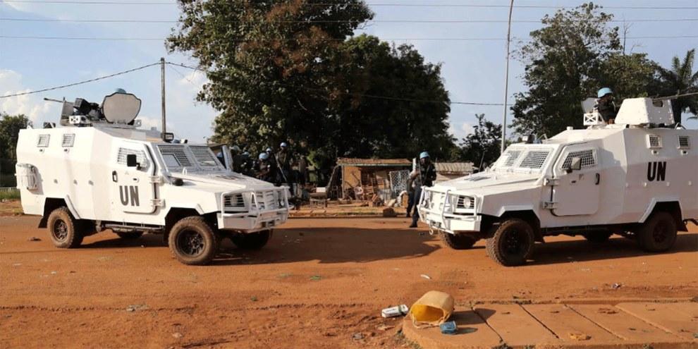 De sérieux abus des droits humains sont commis en République Centrafricaine et la MINUSCA n'a pas encore été capable d'y mettre un terme. © Amnesty International