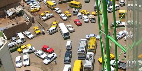 Les manifestations suite à l'augmentation du prix des carburant ont été réprimées brutalement. © DR