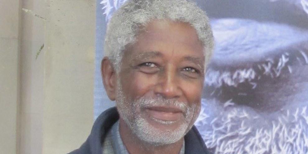 Le défenseur des droits humains Mudawi Ibrahim Adam a été incarcéré plusieurs fois. © Front Line Defenders
