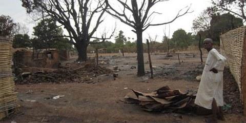 Des violences disproportionnées ont été observées dans le comté de Wau. © AI